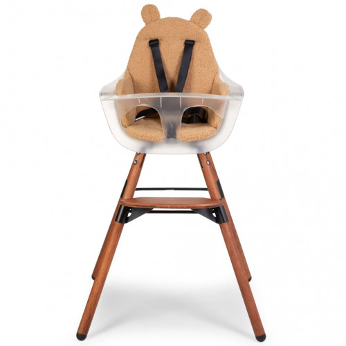 CHILDHOME CHILDHOME Universell barnstolsdyna Teddy beige
