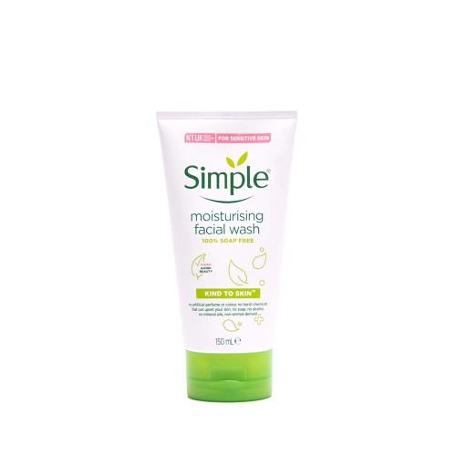 Simple Simple - Moisturising Facial Wash 150 ml