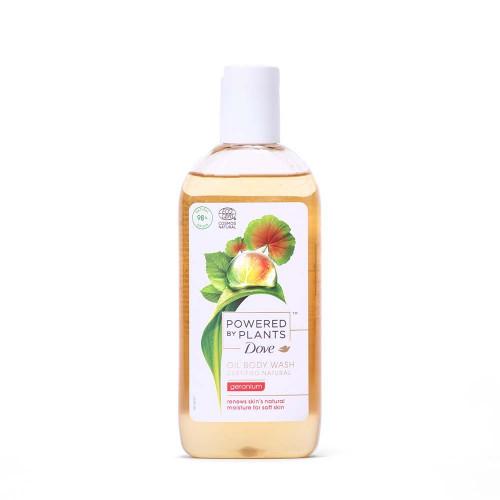 dove Dove Body Oil Wash Geranium 250 ml