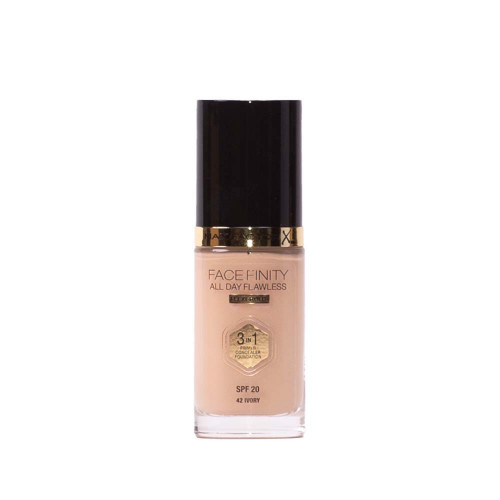 Max Factor Facefinity All Day Flawless Foundation 42 Ivory