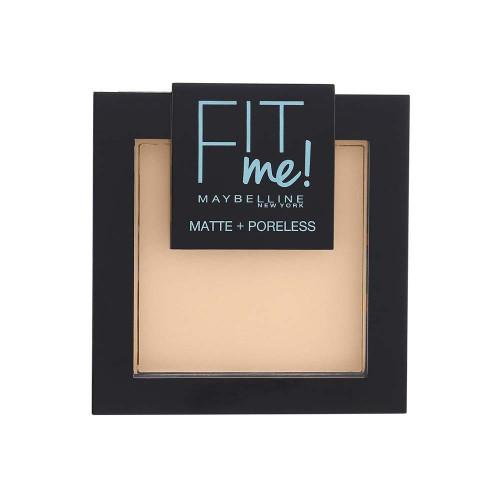 L'Oréal Paris Fit Me Matte & Poreless Powder 105 Natural Ivory