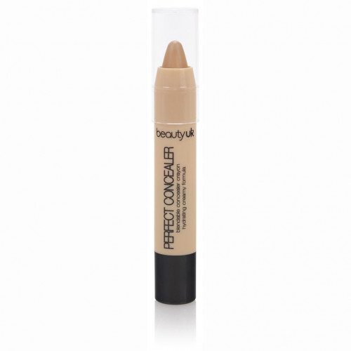 BeautyUK Beauty UK Perfect Concealer Crayon No.3 - Medium Dark