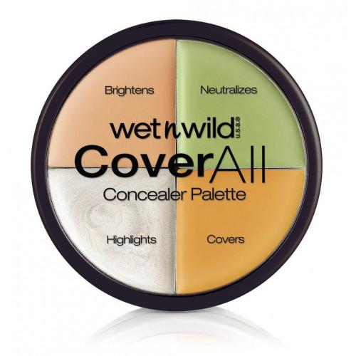 Wet n Wild Cover All Concealer Palette 6,5g