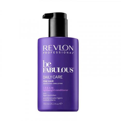 Revlon Professional Revlon Be Fabulous - Conditioner for Fine Hair 750ml