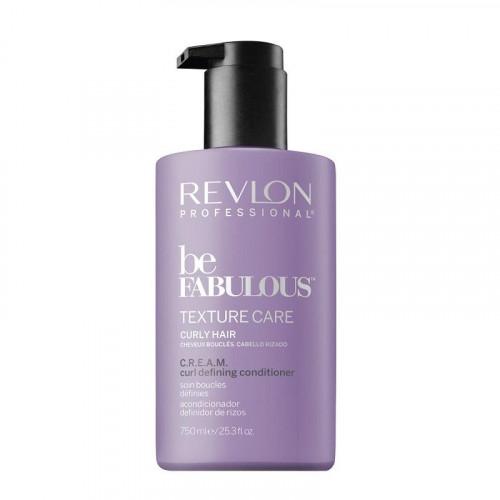 Revlon Professional Revlon Be Fabulous - Conditioner for Curly Hair 750ml