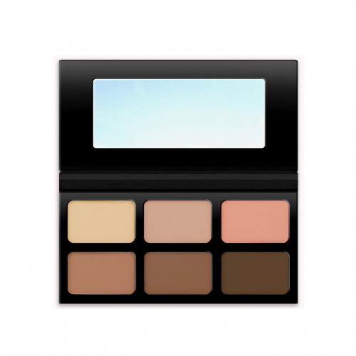 Kokie Cosmetics Kokie Powder Contour Palette Dark/Deep
