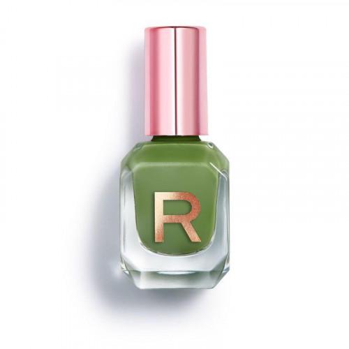 Makeup Revolution High Gloss Nail Polish 10ml - Camo