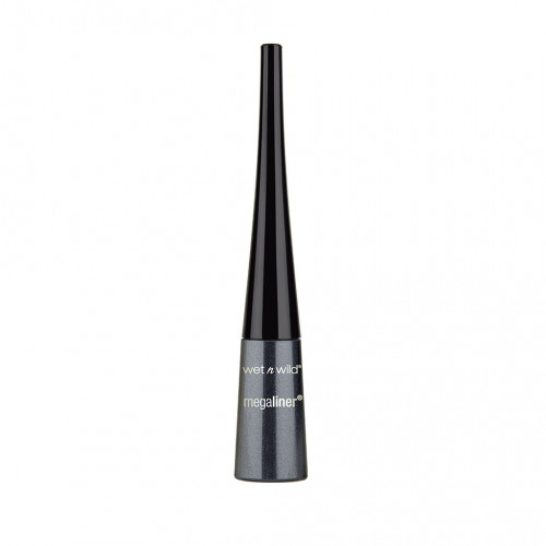 Wet n Wild Mega Liner Liquid Eyeliner - Black 4ml