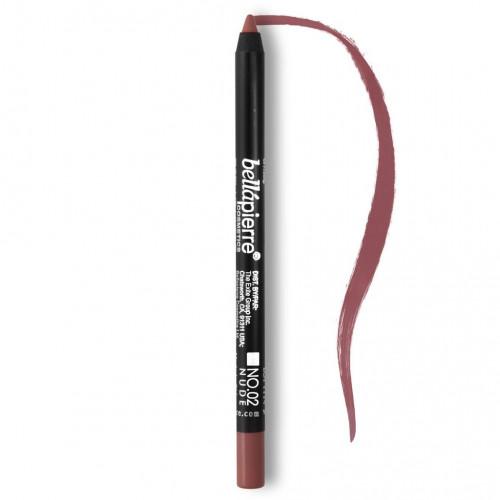 Bellapierre Gel Lip Liner - 02 Nude