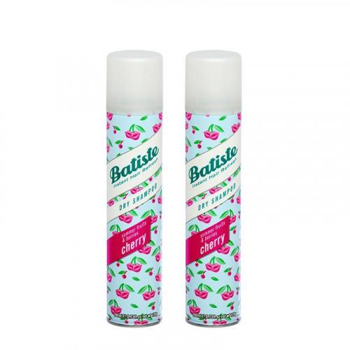 Batiste 2-pack Batiste Dry Shampoo Cherry 200ml