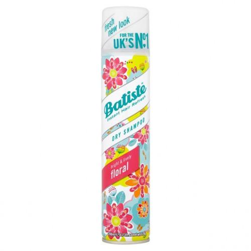 Batiste Dry Shampoo Floral 200ml