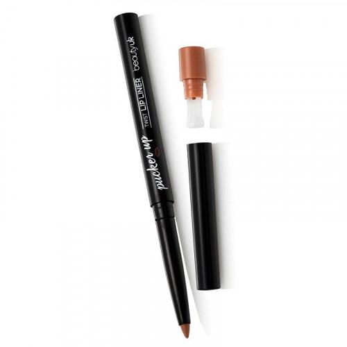 BeautyUK Beauty UK Pucker Up - Twist Lip Liner No.1 Naturally Naughty