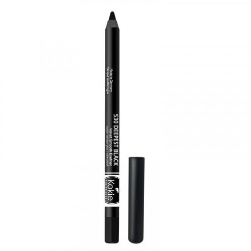 Kokie Cosmetics Kokie Velvet Smooth Eyeliner - Deepest Black