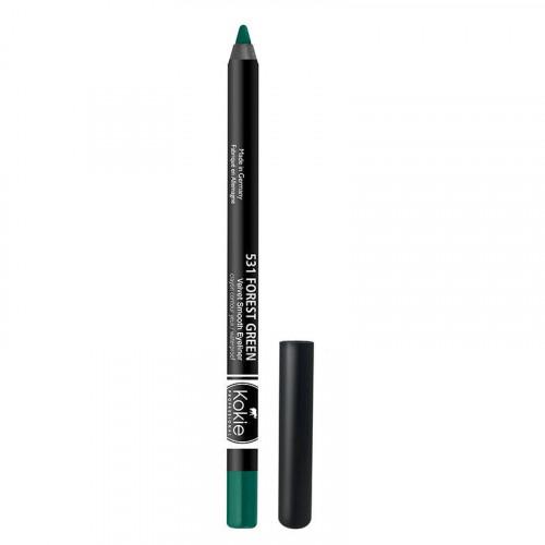Kokie Cosmetics Kokie Velvet Smooth Eyeliner - Forest Green