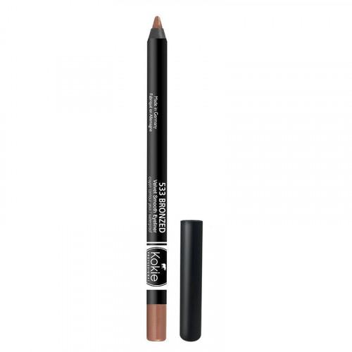 Kokie Cosmetics Kokie Velvet Smooth Eyeliner - Bronzed
