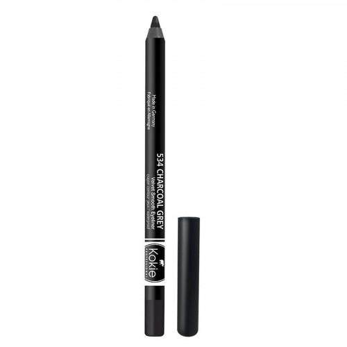 Kokie Cosmetics Kokie Velvet Smooth Eyeliner - Charcoal Grey