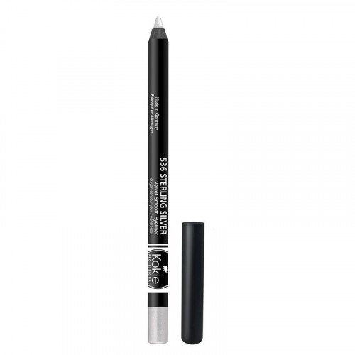 Kokie Cosmetics Kokie Velvet Smooth Eyeliner - Sterling Silver