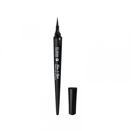 Kokie Cosmetics Kokie Line & Style Liquid Longwear Matte Liquid Eyeliner Jet Black