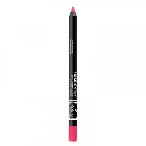 Kokie Cosmetics Kokie Velvet Smooth Lip Liner - Melon Pink