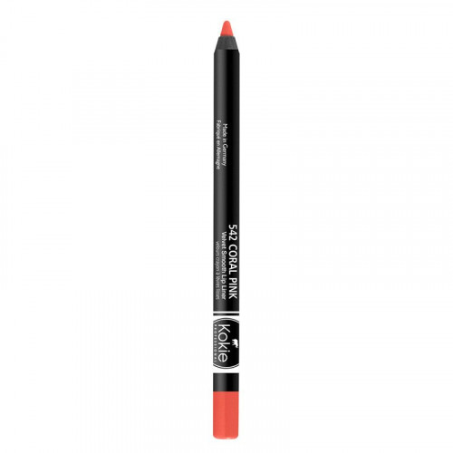 Kokie Cosmetics Kokie Velvet Smooth Lip Liner - Coral Pink