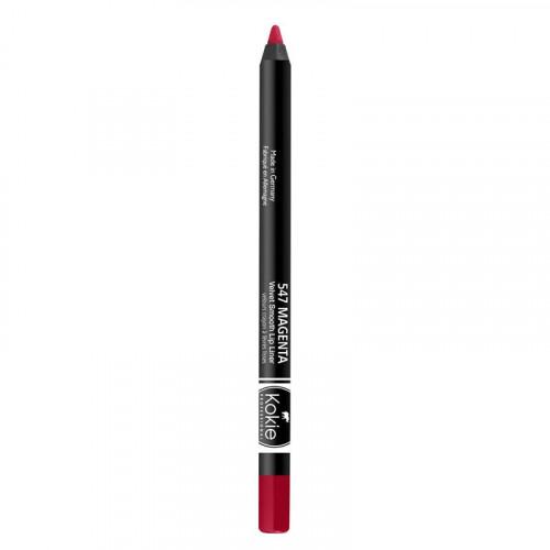 Kokie Cosmetics Kokie Velvet Smooth Lip Liner - Magenta