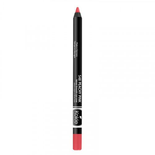Kokie Cosmetics Kokie Velvet Smooth Lip Liner - Peachy Pink