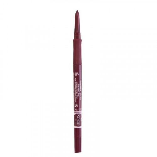 Kokie Cosmetics Kokie Retractable Lip Liner - Plum Purple