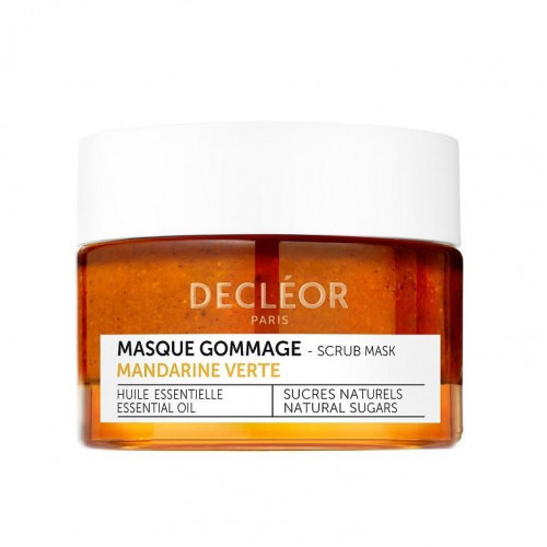 Decleor Scrub Mask Green Mandarin 50ml