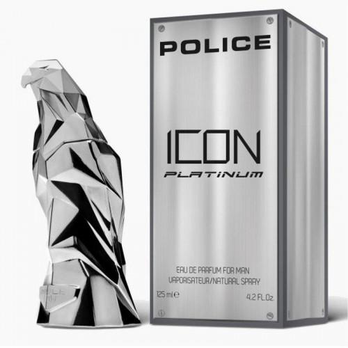 Police Icon Platinum Edp 125ml
