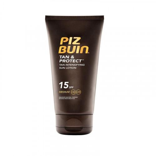 Piz Buin Tan & Protect Tan Intensifying Sun Lotion SPF15 150ml