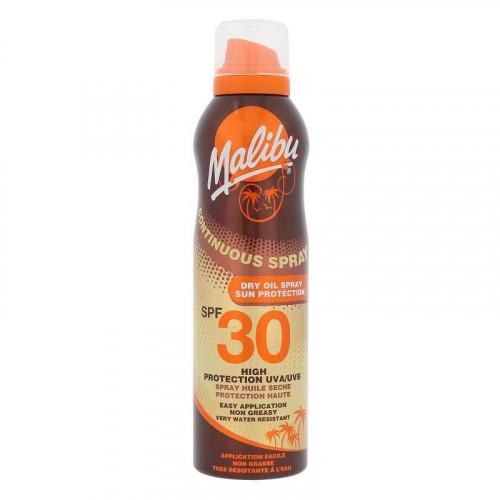 MALIBU Continuous Dry Oil Spray SPF30 175ml