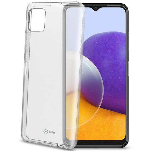 Celly Gelskin TPU Cover Galaxy A22 5