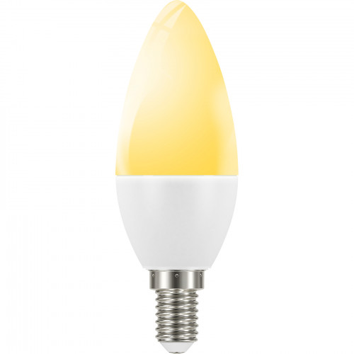 SMARTLINE Smart LED-lampa E14 Kronljus B