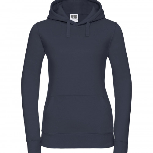 Russell Ladies Authentic Hooded Sweat French Navy