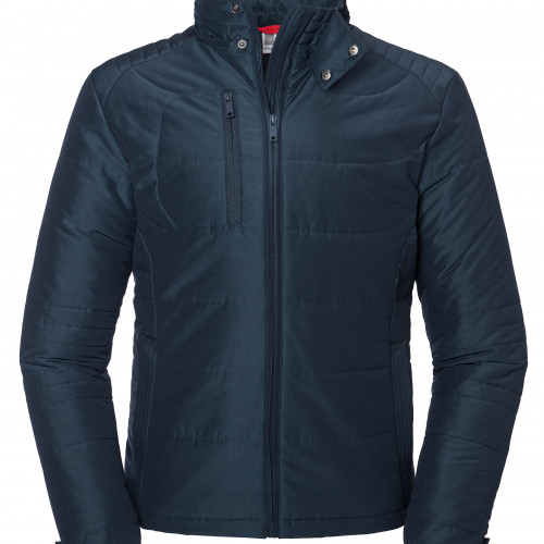 Russell Men's Cross Jacket French Navy