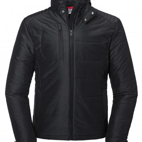 Russell Men's Cross Jacket Black