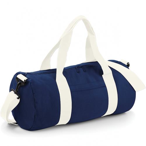 Bag base Original Barrel Bag FrenchNavy/OffWhite