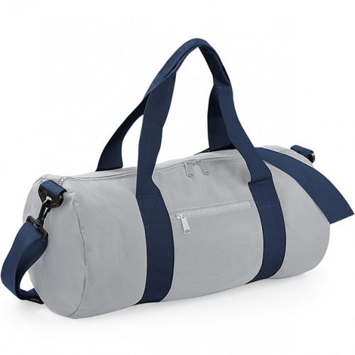 Bag base Original Barrel Bag LightGrey/FrenchNavy