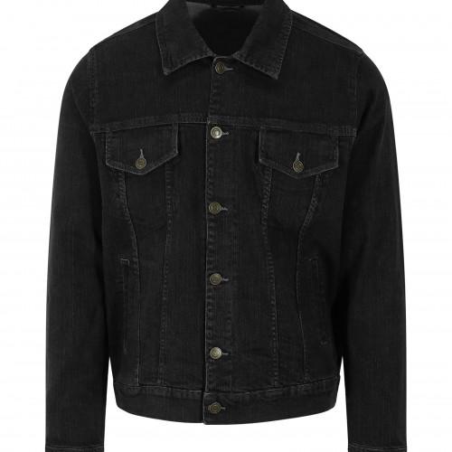 So Denim Noah Denim Jacket Black