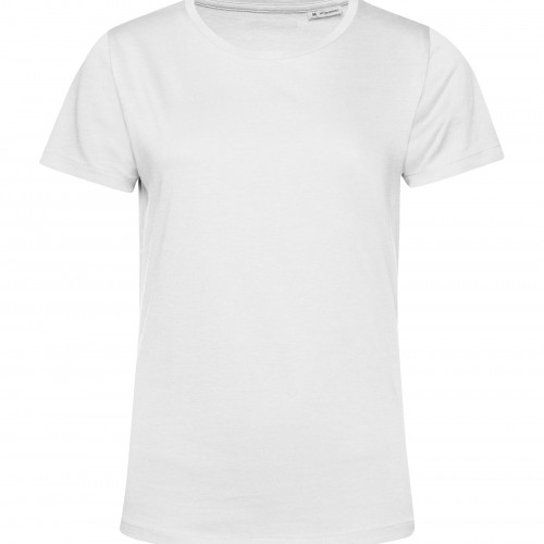 B and C Collection B&C #organic E150 /women White