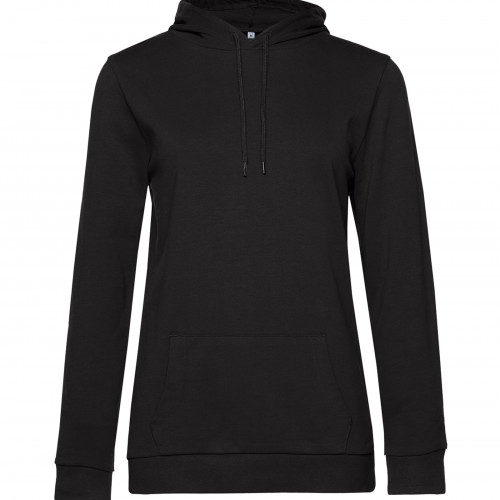B and C Collection B&C #Hoodie /women BlackPure