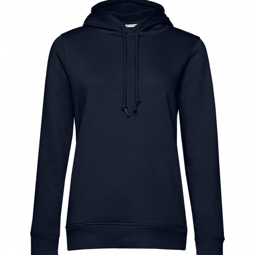 B and C Collection B&C Organic Hooded /women NavyBlue