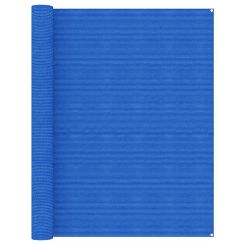 vidaXL Tältmatta 250x500 cm blå