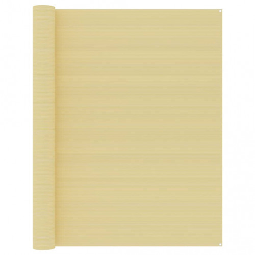 vidaXL Tältmatta 250x300 cm beige