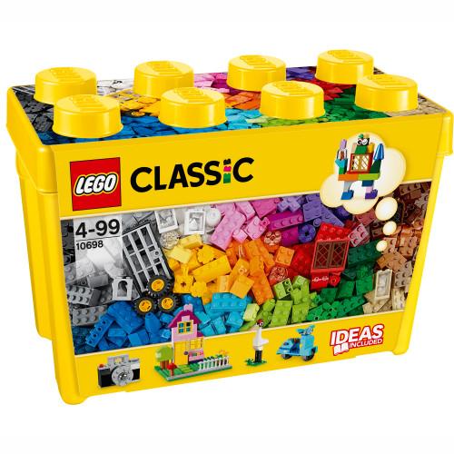 LEGO Classic - Fantasiklosslåda sto