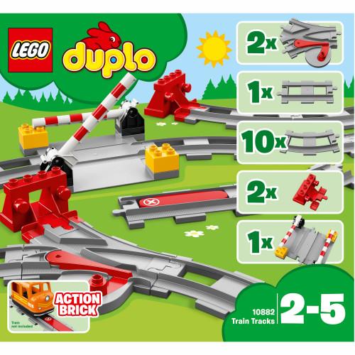 LEGO DUPLO Town - Spår