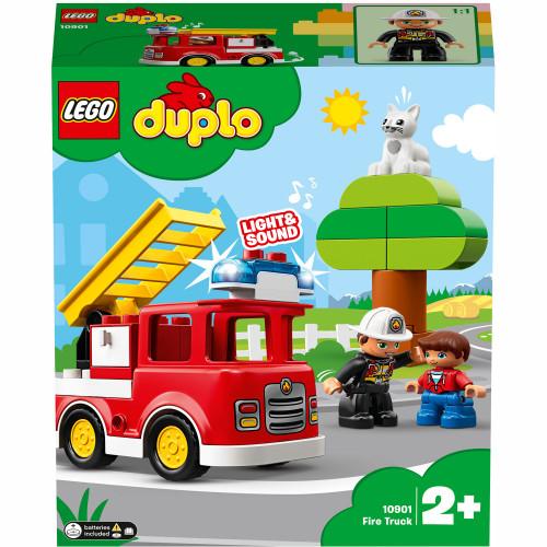 LEGO DUPLO Town - Brandbil