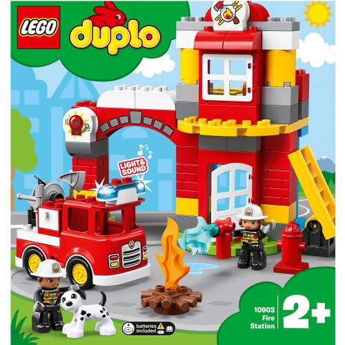 LEGO DUPLO Town - Brandstation