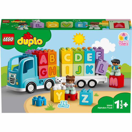 LEGO DUPLO My First - Alfabetslastb