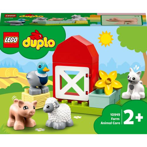 LEGO DUPLO Town - Bondgårdsdjur att